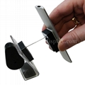 Mobile Phone Anti Theft Pull Box   Recoiler with Magnet Holder
