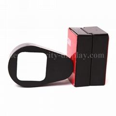 防盗拉线器 自动伸缩防链 钢丝绳拉线盒 收线器 易拉扣 防盗