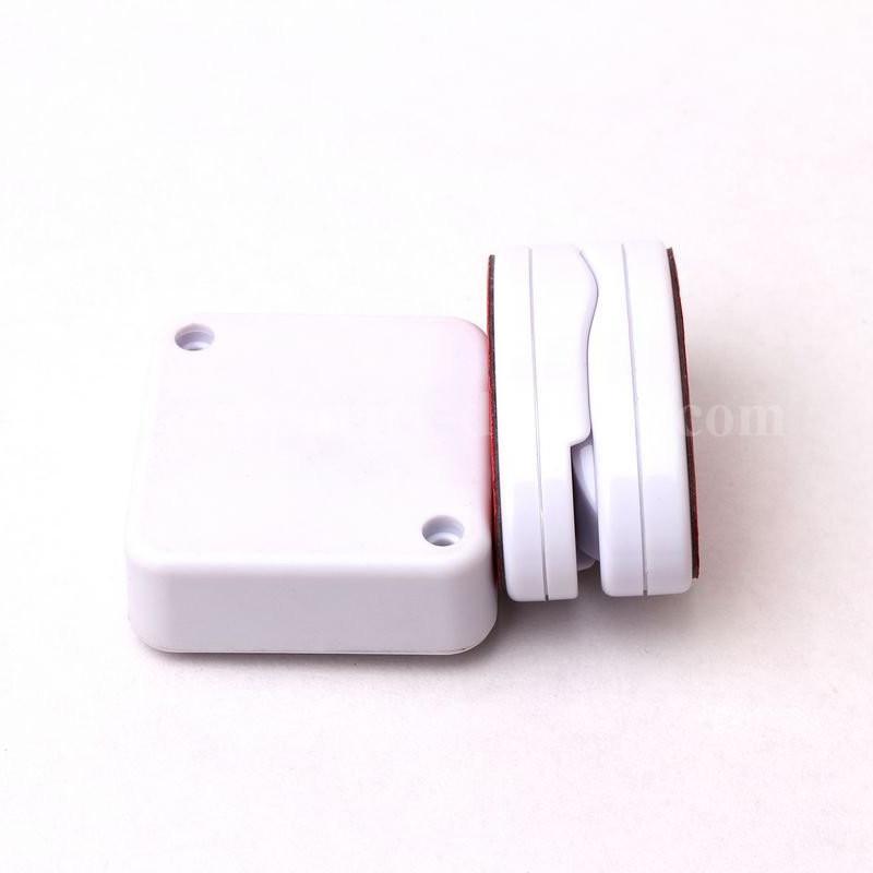 防盗拉线器 自动伸缩防链 钢丝绳拉线盒 收线器 易拉扣 防盗盒  6