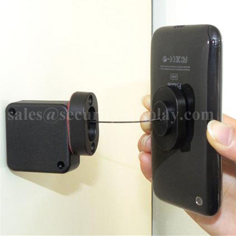 數碼產品物理防盜展示器 可自動伸縮拉線盒  2