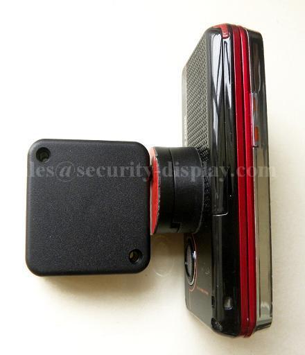 自动伸缩防盗拉线盒 伸缩防盗链锁扣 物理防盗展示线盒  2