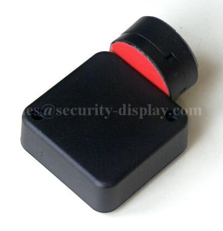 自动伸缩防盗拉线盒 伸缩防盗链锁扣 物理防盗展示线盒  3
