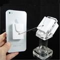 手機鋼絲繩防盜展示架 手機模型