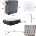 自动闭门器 伸缩拉线器 拉线盒 高强度回收力易拉扣 3