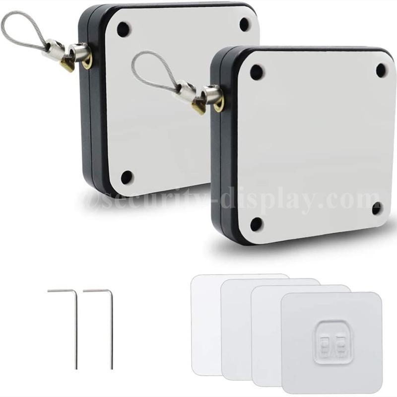 自動閉門器 伸縮拉線器 拉線盒 高強度回收力易拉扣 4