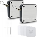 自动闭门器 伸缩拉线器 拉线盒 高强度回收力易拉扣 4