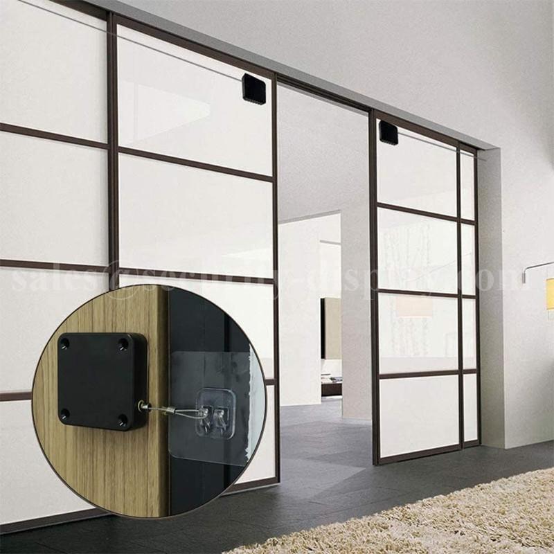 自動閉門器 伸縮拉線器 拉線盒 高強度回收力易拉扣 7