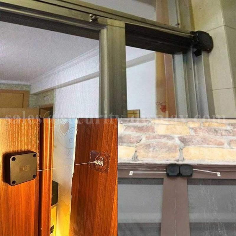 自動閉門器 伸縮拉線器 拉線盒 高強度回收力易拉扣 18