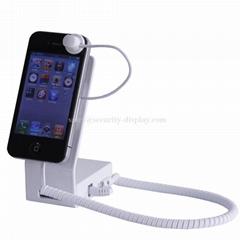 手機充電防盜報警器 手機陳列報警器 體驗展櫃防盜器