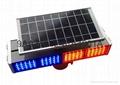 太陽能警示燈 2