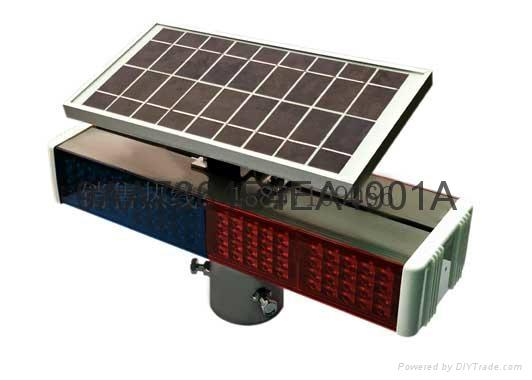 太陽能警示燈 3