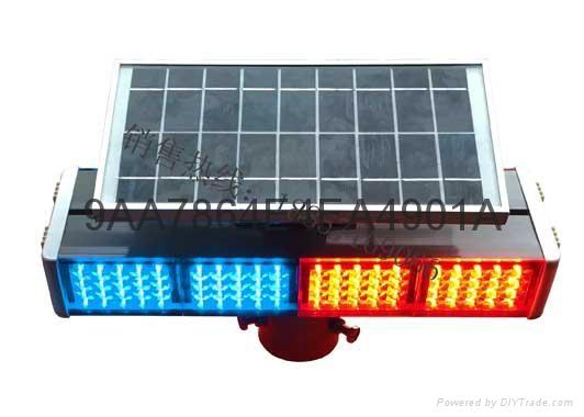 太陽能警示燈 4
