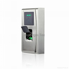 Outdoor Waterproof Metal Fingerprint Access Control