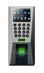 Fingerprint TFT Color Screen Access Control