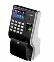 LP400 Fingerprint Time