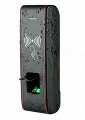 Weatherproof outdoor Fingerprint Access Control TF16
