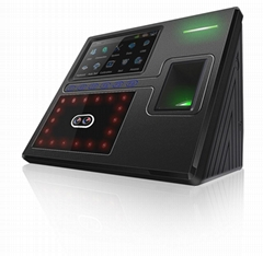iFace402 Multi-Biometric Time Attendance with Access Control Terminal