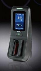 FV200 IP-based finger vein terminal used for access control and time atte