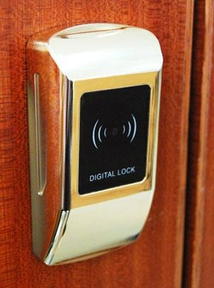 Sauna lock for hotel usage CL-04 2