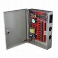 cctv power supply - DC 12v 5amp 9ch (UL) - cctv 12v switching power supply AQT06