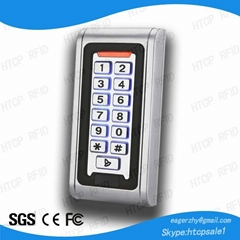 Outdoor Waterproof Metal Access Controller