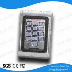 Outdoor Waterproof Metal Access Controller