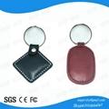MF1 Leather Key Tag