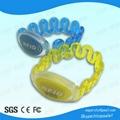 RFID Spring Wristband