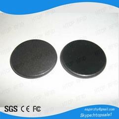 RFID Disc Tag, RFID Laundry Tag