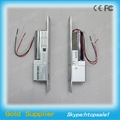 Fail safe electric bolt W/signal, time, 4 wires