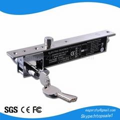 Fail secure electric bolt W/signal, time, open wire& key EL-600B