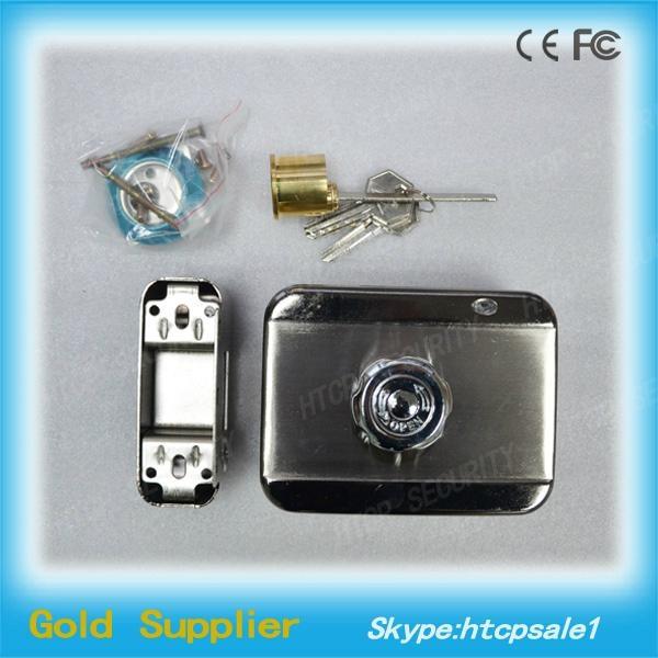 Intelligent Electric Mechanical Lock 1