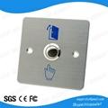Door Release Button(Stainless steel) EL-807