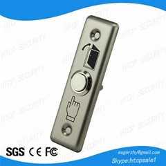 Stainless Steel Door Release Button (Rectangle)