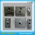 Stainless Steel Door Release Button (Rectangle)