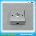 Aluminium Exit Button (Squre)