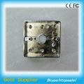 Stainless Steel Door Release Button (Square)