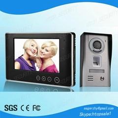 Fingerprint Video Door Phone VP-716Z