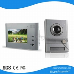 RFID Card Video Door Pho