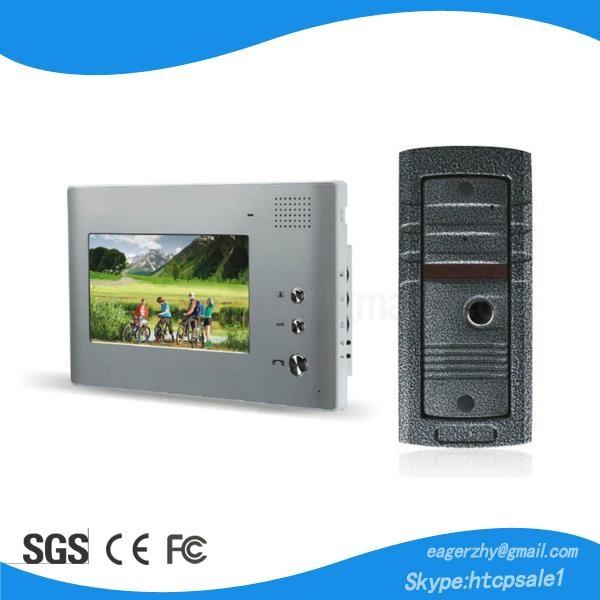 Video Intercom Door Phone Vp 703p Techcrepower Hong