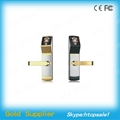 High identification speed Biometric Face Recognition sliding wooden door locks