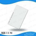 Blank 125KHz RFID thin card MFI RFID ID card for door control
