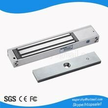 Security frameless glass door electromagnetic magnetic lock 2