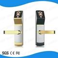 Smart Card Apartment Lock, Face Recognition Lock, Biometric Door Lock