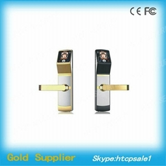 Advanced 304 stainless steel electric Face Recognition sliding door locks