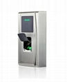 Metal Biometric Access Controller