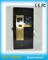 ISO9001 stainless steel smart rfid card key access proximity hotel door lock 2