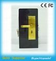 ISO9001 stainless steel smart rfid card key access proximity hotel door lock 3
