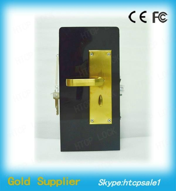 China hotel lock manufactuer FOX newest design hotel card lock with best price 2