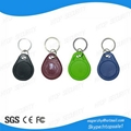 top selling 125Khz color optional plastic tag for door access